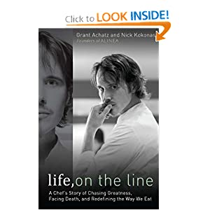 Life, on the Line - Grant Achatz 