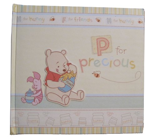 Disney Winnie the Pooh  Baby Photo Album, P for 