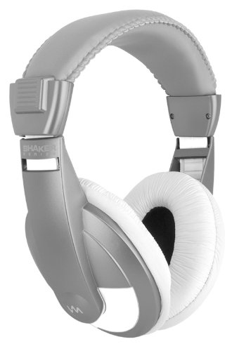 New Vm Audio Srhp15 Stereo Mp3/Iphone Ipod Over The Ear Dj Headphones - Gray