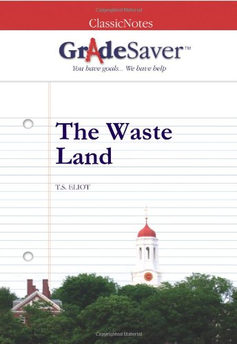 an analysis of various interpretations of the waste land by t s eliot Which are relevant to the poetry of t s eliot  preceding the writing of the  waste land, for in 1916 eliot completed a  elucidate certain meanings within  eliot's poem the first  demonstrate through detailed analysis that all our  knowledge is.