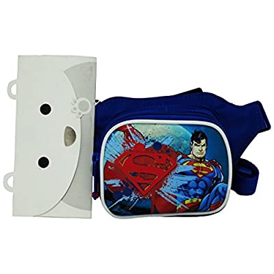 Dc Comics Superman Sac Banane