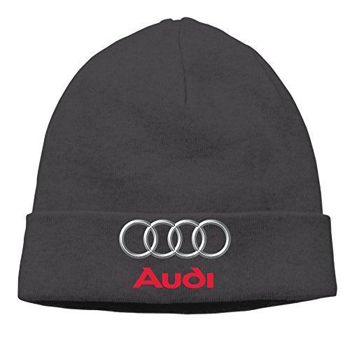 xiaolixun-audi-logo-winter-knit-cap-woolen-hat-cap-for-unisex-black