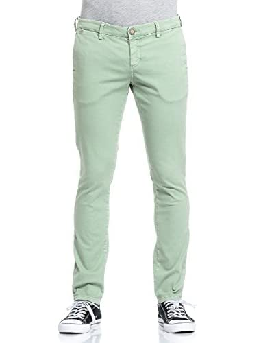 MELTIN'POT Pantalone Mp 020 [Verde]