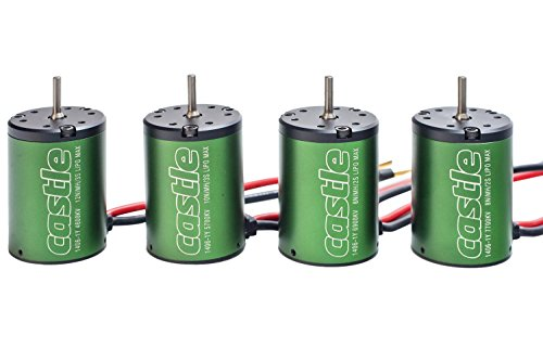 Castle Creations Inrunner Motor, 1406, 4600KV (Castle Creations Motor 1 10 compare prices)