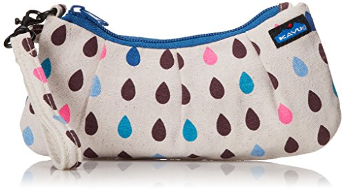 KAVU Women's Kennedy Clutch Bag, Purple Rain,