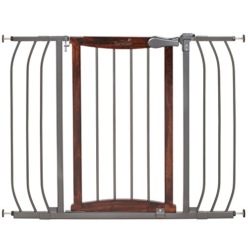 Summer Infant Anywhere Decorative Walk-Thru Gate - 1