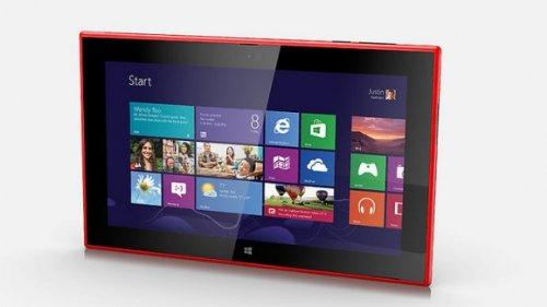 Nokia Lumia 2520 Quad Core Ultra Thin 0.35-In Full Hd 1920X1080 4G Lte Tablet, Red (Verizon Wireless No Contract) 2Gb 32Gb