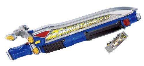 獣電戦隊キョウリュウジャー 直列獣電剣 ザンダーサンダー