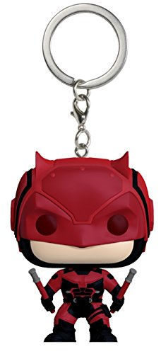 Funko - Figurine Daredevil TV - Daredevil Pocket Pop 4cm - 0849803075774