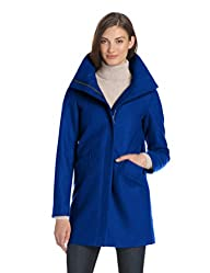 Tommy Hilfiger Women's Cozy Wool Cocoon Coat