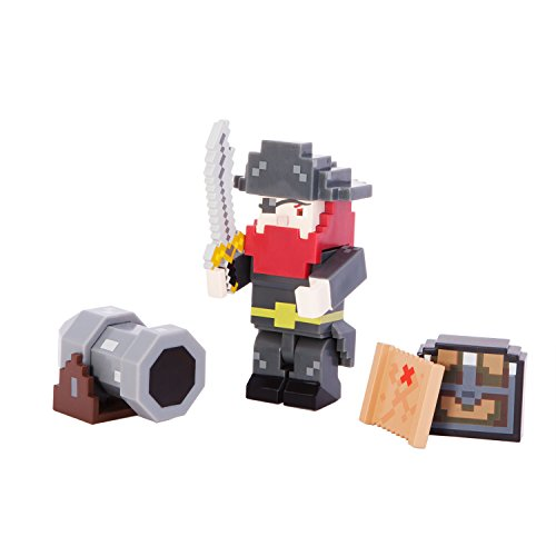 Zoofy International Terraria Pirate Tinkerer Action Figure with Accessories - 1