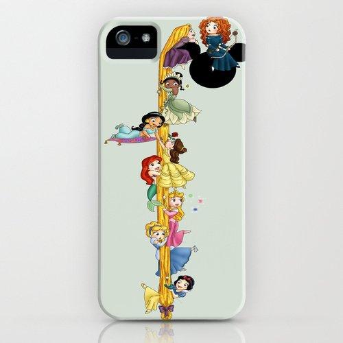 society6(ソサエティシックス) iPhone5/5sケースWelcome Princess Merida 並行輸入品