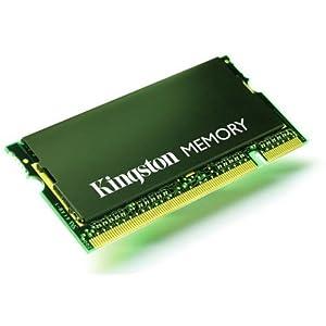 Kingston ValueRAM 2GB PC3-8500 CL7 204-Pin 1066MHz DDR3 Non-ECC SODIMM