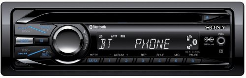 Sony MEX-BT2800 Bluetooth Car Stereo with Front Aux Input