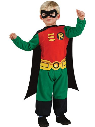 Infant/Toddler Teen Titans Robin Costume