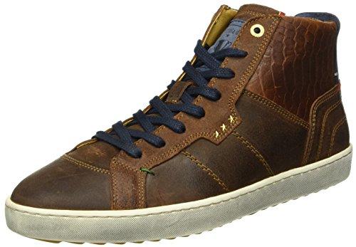 Pantofola D'OroCanaverse Uomo Mid - Scarpe da Ginnastica Basse Uomo , Blu (Blau (.Jcu)), 43