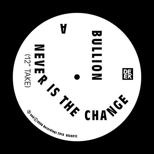 Vinilo : BULLION - Never Is The Change