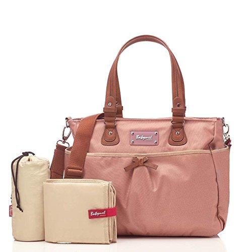 babymel-bm6204-borsa-fasciatoio-lily-oster-colore-rosa