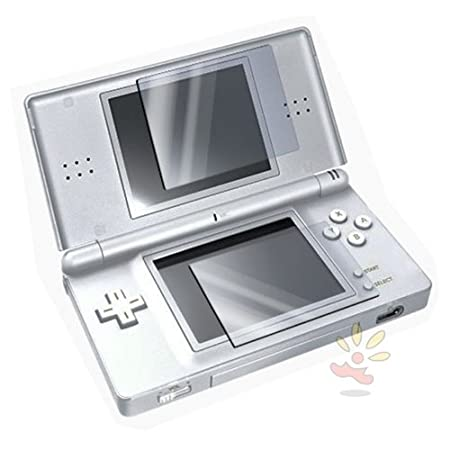 Everydaysource For NINTENDO DS Lite Reusable Screen Protector [2-LCD Kit]