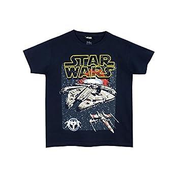Star Wars Boys Millennium Falcon T-Shirt