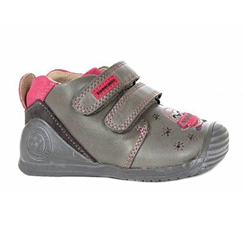 Ragazza stivali, color Grigio , marca BIOMECANICS, modelo Ragazza Stivali BIOMECANICS BS210001S Con Luces Grigio