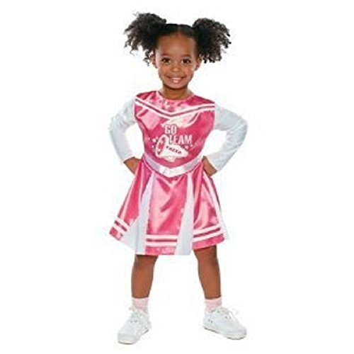 Infant/toddler Cheerleader Costume 12-24M
