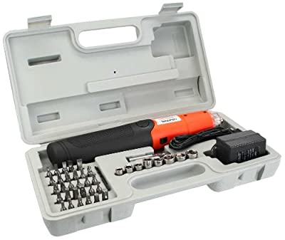 InLine® Cordless screwdriver set with bits, 42 pcs. by No Name / Sonstiges