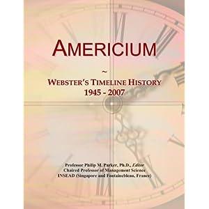Americium History | RM.