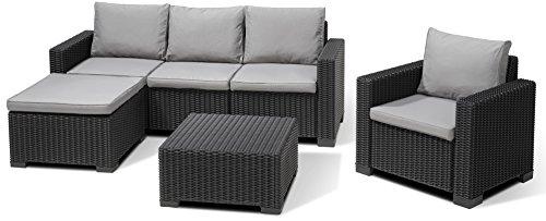 Allibert-Lounge-Set-Moorea-Grau-4-teilig