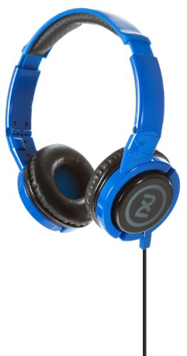 2Xl Phase Dj Headphone With Articulating Ear-Cups X6Ftfz-821 (Blue)