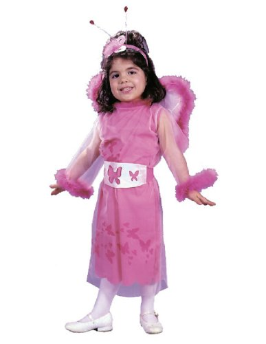 Feathery Butterfly Toddler Costume