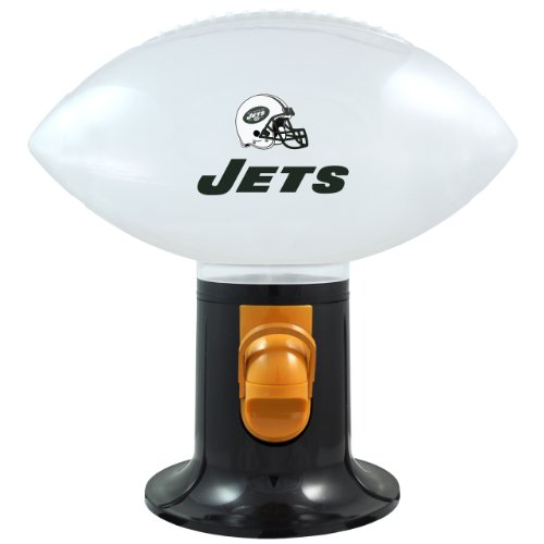 NFL New York Jets Football Snack Dispenser at Amazon.com
