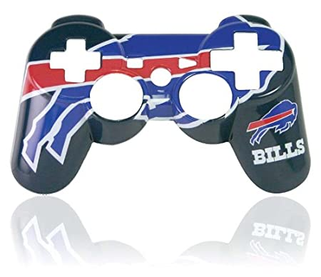 PS3 Official NFL Buffalo Bills Controller Faceplate