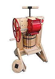 Pioneer Cider Press & Grinder by Happy Valley