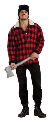 Adult Men's Lumber Jack Halloween Costume