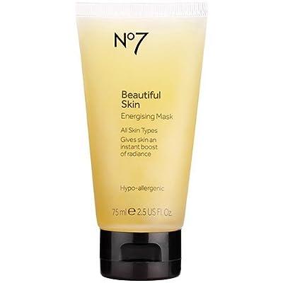Boots No7 Beautiful Skin Energising Mask 2.5 Ounce