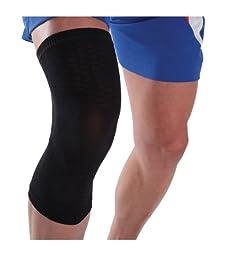 Cramer Endurance Support System Knee Compression Sleeve, Small/Medium