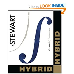 Calculus: Early Transcendentals, Hybrid Edition (with Enhanced WebAssign With EBook Printed Access Card For Multi Term Math And Science)