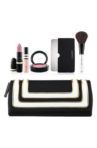 Mac 'Stroke Of Midnight - Pink' Lip & Cheek Bag front-1075253