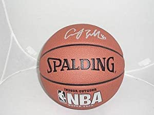 Cody Zeller Indiana Hoosiers signed NBA basketball ball - Autographed College... by Sports+Memorabilia