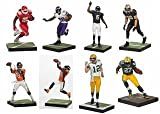 McFarlane NFL Series 34 Complete Set of 8 (Includes Demaryius Thomas Exclusive)