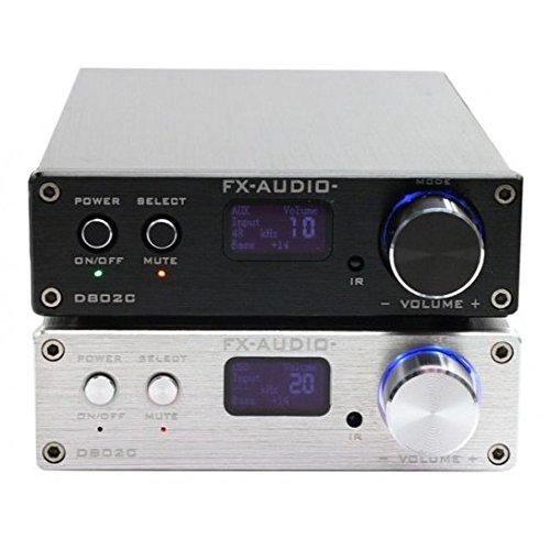 FXオーディオD802C80 WPCデジタルアンプ (black)