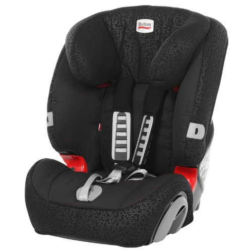 Nania R-Way Luxe Group 2//3 Highback Booster Car Seat Disney Cars
