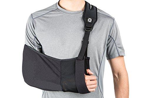 medical-arm-sling-with-split-strap-technology-maximum-comfort-ergonomic-design-by-custom-slr