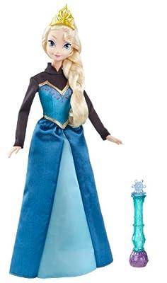 Disney Frozen Color Change Elsa Doll from Mattel