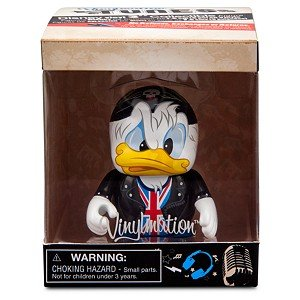"NEW Disney Tunes Music Vinylmation 3"" inch Figures Classic Rock Donald LOOK by Disney Vinylmation - 1"