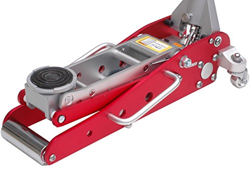 Pro-Lift-Montagetechnik LKW - Rangierwagenheber, Rangierheber, Wagenheber, 1,5t Tragkraft 1500 kg