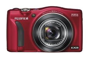 Fujifilm FinePix F750EXR Digital Camera (16MP EXR-CMOS Sensor, 20x Optical Zoom) 3 inch LCD Screen