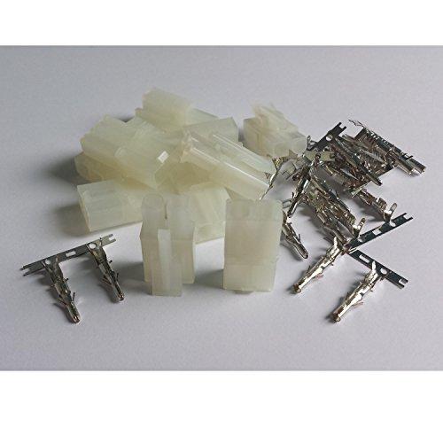 5-Paar-10-Stck-Tamiya-kompatible-Stecker-Buchse-Crimp-Set