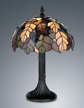 harvest tiffany style table lamp lighting. Black Bedroom Furniture Sets. Home Design Ideas